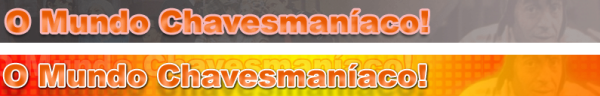 Alteração do logotipo do site de 2004 para 2006