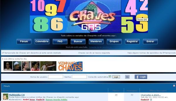Fórum Chaves GRS (clique na imagem para ampliar)