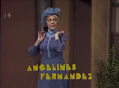 Angelines Fernández, a Dona Clotilde, nascia há 90 anos