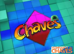 Chaves - Logotipo usado nas chamadas do SBT - 02