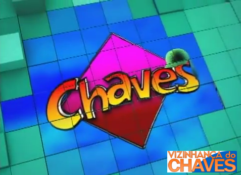 Chaves - Logotipo usado nas chamadas do SBT - 02