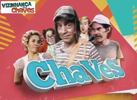 Logotipo das séries - UFChaves - SBT - 02 - Vizinhança do Chaves