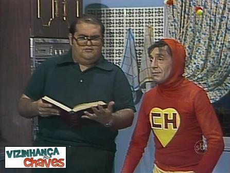 Chapolin Colorado - O vazamento de gás (1979) - Episódio Inédito - SBT - Vizinhança do Chaves