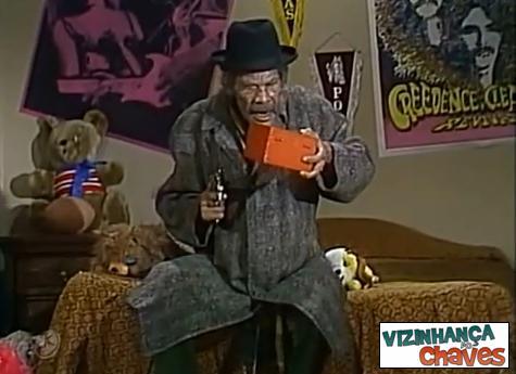 Chapolin - Vovô matusquela (1975)