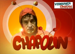 logotipo Chapolin 2013 - Vizinhança do Chaves