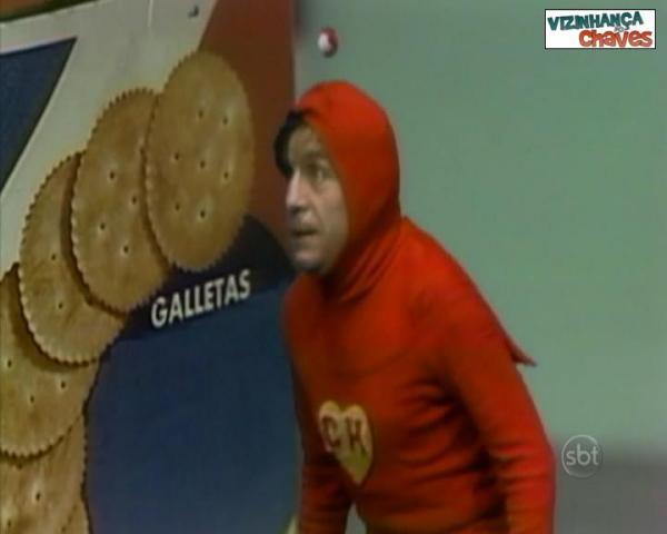 chapolin - o roubo de biscoitos (1972) - 1
