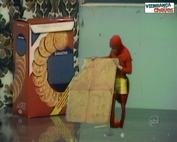 chapolin - o roubo de biscoitos (1972) - 3