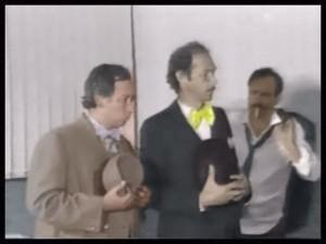 Feroz e Mau-Mau, série de Marcelo Gastaldi e Mario Lucio