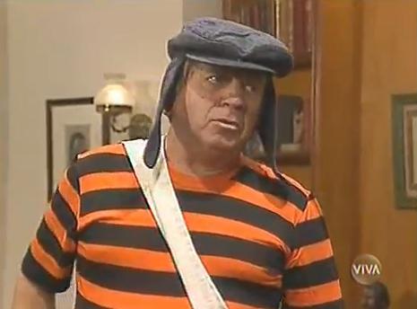 Geraldo Alves - Paródia de Chaves na Escolinha do Professor Raimundo (1992) - Canal Viva - imagem reprodução