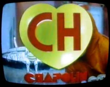 Logotipo Chapolin SBT antigo