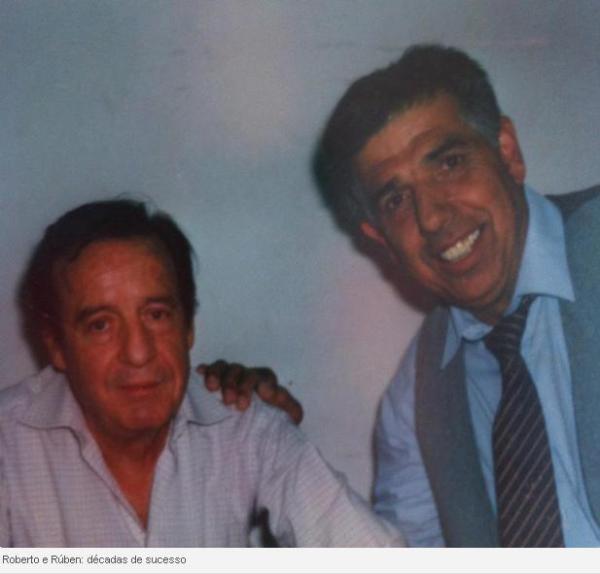 Ruben Aguirre e Chespirito