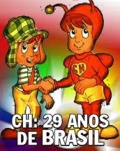 CH 29 ANOS DE BRASIL