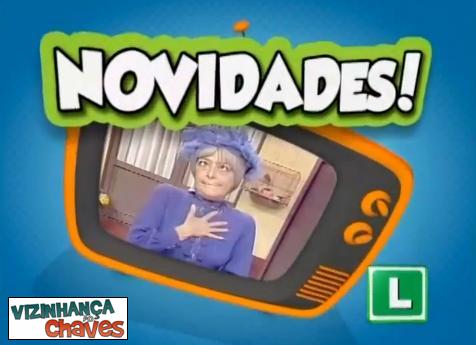 Chamada Chaves Inédito 2014 (SBT) - 01 - Vizinhança do Chaves
