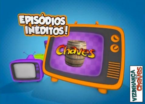 Chamada Chaves Inédito 2014 (SBT) - 07 - Vizinhança do Chaves