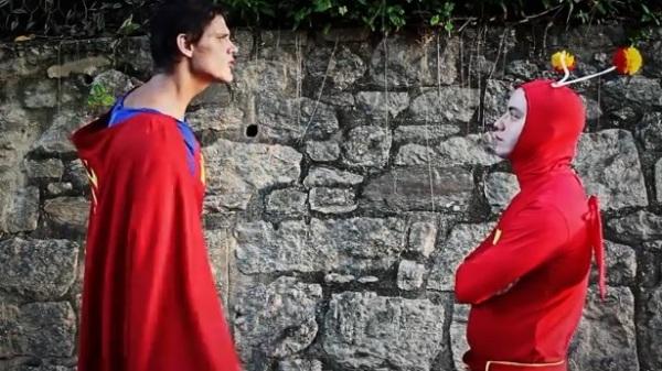 Grandes raps - Chapolin vs Superman - Chaves do oito - imagem reprodução