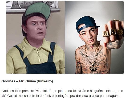 Chaves - quem interpretaria os personagens em uma versão brasileira do seriado - imagem reproducao