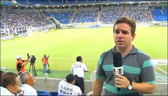 Afiliada da Globo usa Midi CH diversas vezes em matéria - imagem reprodução
