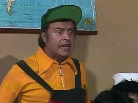 No mesmo dia, completaram-se 16 anos de falecimento de Horácio Gómez Bolaños, irmão de Chespirito e intérprete do personagem Godinez.