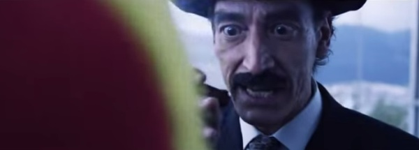 El Chico del Barril - Paródia do Chaves com cenas violentas e de sexo - imagem reprodução - 02