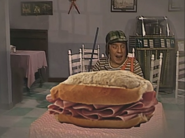 presunto Seara Fátima Bernardes Chaves sanduíche de presunto