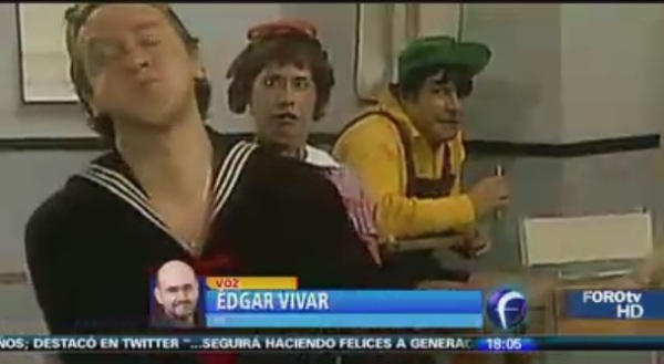 Foro TV Televisa homenagem a Roberto Gómez Bolaños - Chespirito, gracias siempre - 5