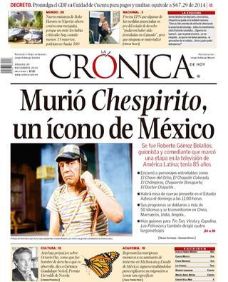 la-cronica-de-hoy_29112014