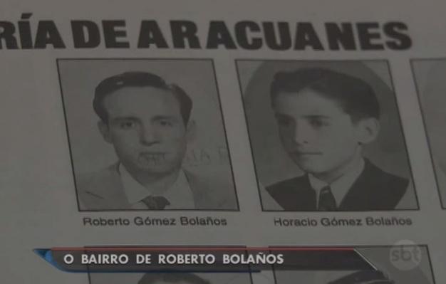 o bairro de Roberto Gómez Bolaños - Horacio Gómez Bolaños - reprodução SBT Brasil