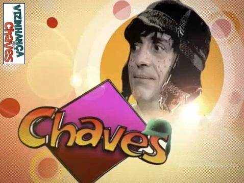 chaves chamada SBT laranja - Vizinhança do Chaves