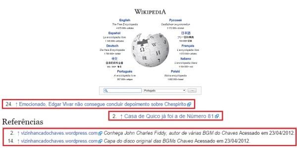 Vizinhança do Chaves na mídia - 10