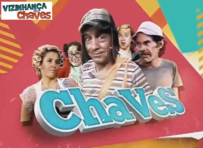 LOGOTIPO_Logotipo das séries - UFChaves - SBT - 02 - Vizinhança do Chaves