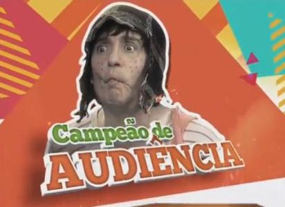 LOGOTIPO_Logotipo das séries - UFChaves - SBT - Campeão de Audiência