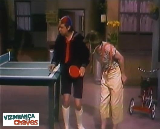 Oras, bolas - O desjejum do Chaves 1973 - episódio inédito estreou no SBT em 2015 - imagem reprodução