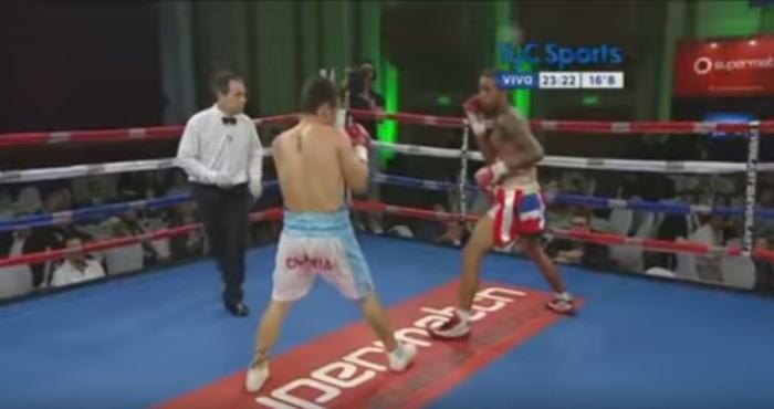 Música de Chaves virou trilha de luta de boxe - nocaute duvidoso - imagem reprodução