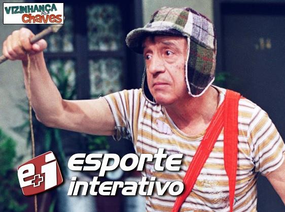 Chaves no Esporte Interativo - canal tem direitos de exibição da série
