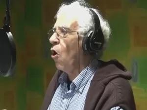 Em julho, faleceu Osmiro Campos, dublador do Professor Girafales