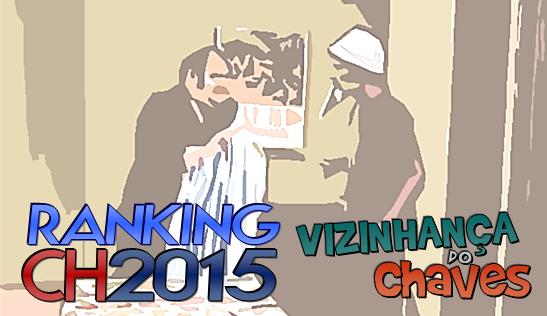 Ranking CH 2015 - apresentação