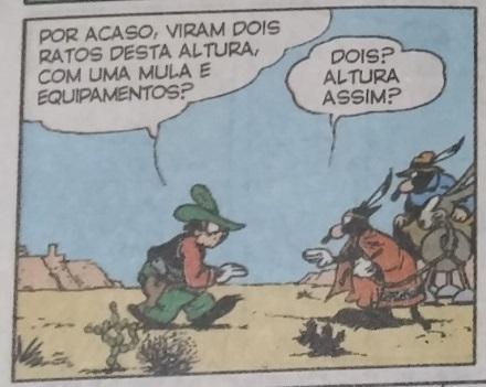 Walt Disney também utilizou piada comum que Chespirito colocou décadas depois em Chaves - chamada