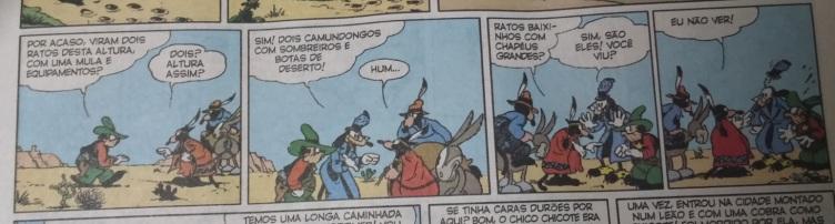 Walt Disney também utilizou piada comum que Chespirito colocou décadas depois em Chaves