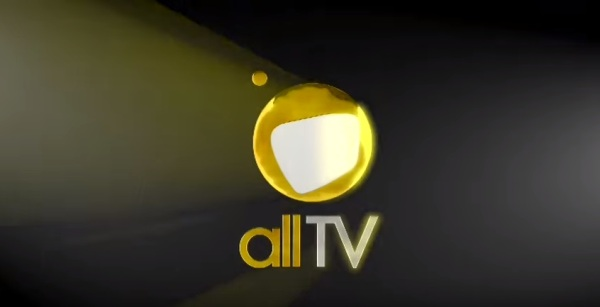 logotipo da allTV - imagem reprodução Youtube