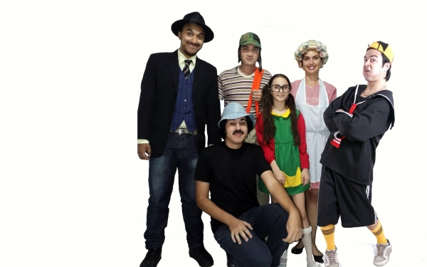 Os Seguidores, o show - Chespirito ganha homenagem de fãs em evento