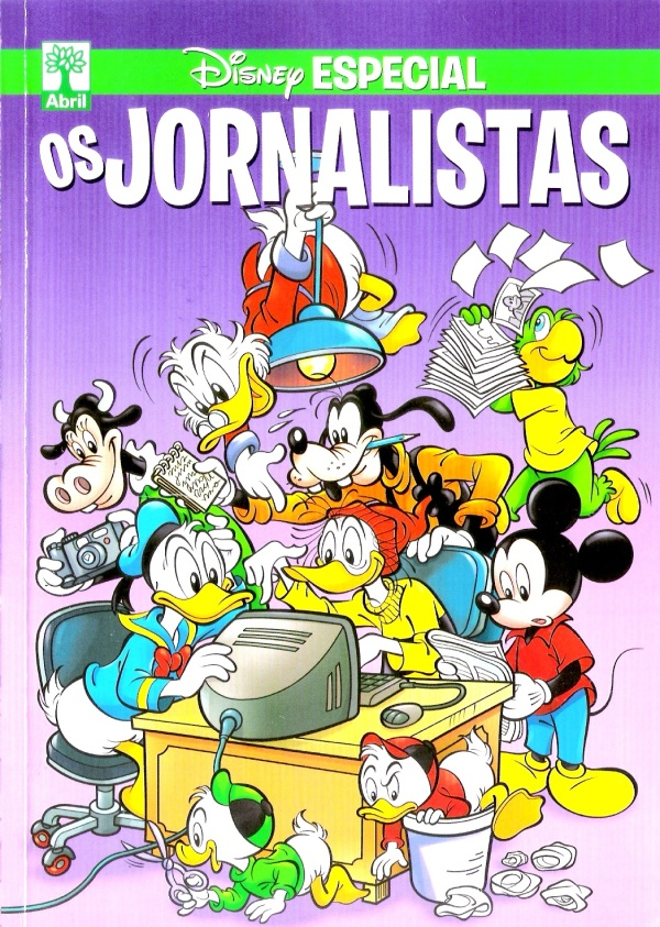 Disney Especial - Os jornalistas