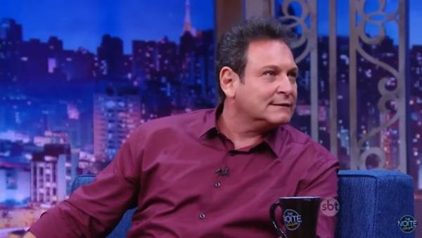 Em entrevista, Luiz Ricardo confirma que ele estreou Chaves no Brasil - imagem reprodução