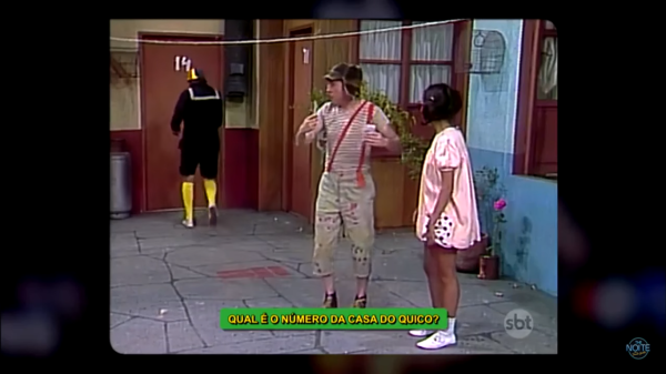 The Noite - Chaves